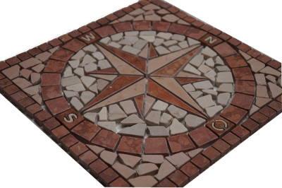 Mozaiek tegels voor badkamer en keuken