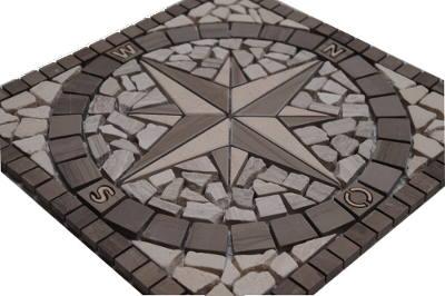 Mozaiek tegels keuken