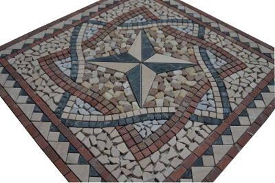 Mozaiek tegel voor wc keuken en badkamer