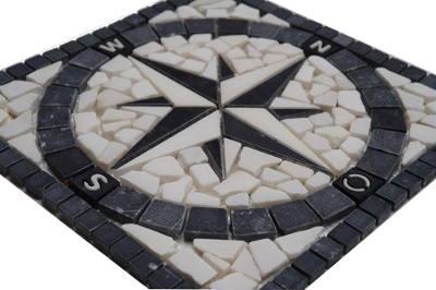 Mozaiek tegels marmer voor keuken en badkamer