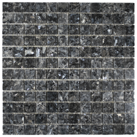 12 Tegel Blue Pearl mat 30×30