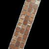 mozaiek tegels marmer m660 strip diagonaal