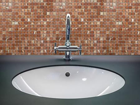 M660 badkamer recht