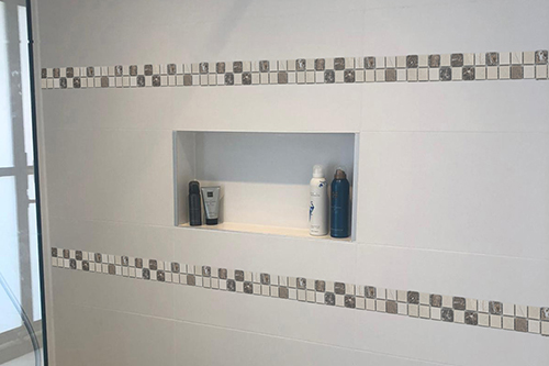 M528 strip badkamer inbouw