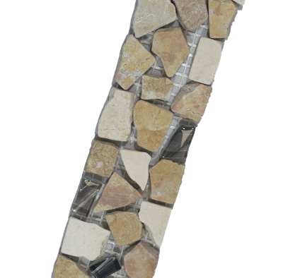B468 boven strip diagonaal