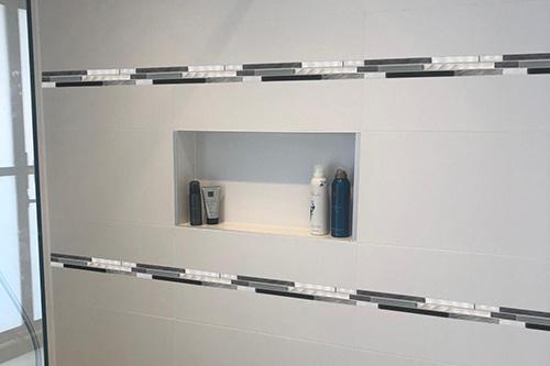 B701 badkamer strip