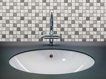 M033 badkamer recht
