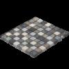 M665 mat diagonaal 15x15