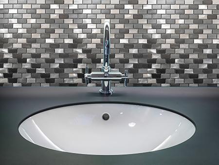 M801 badkamer recht