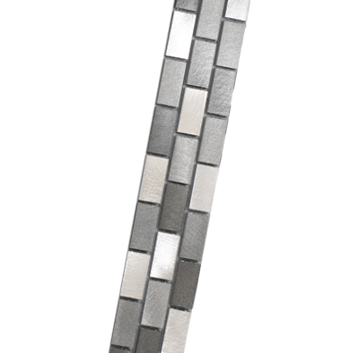 B801 strip diagonaal
