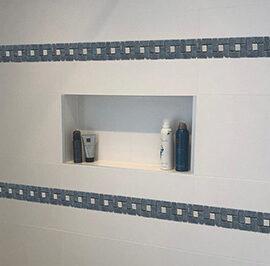 M520 badkamer strip