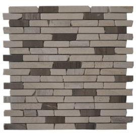 Mozaiek vloertegels en wandtegels van marmer natuursteen