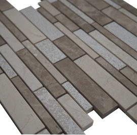 Mozaiektegels van marmer natuursteen