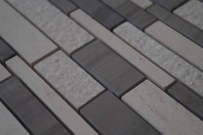 Vloertegels van marmer natuursteen