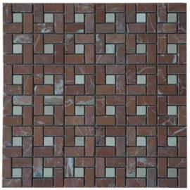Mozaiek vloertegels voor keuken en badkamer