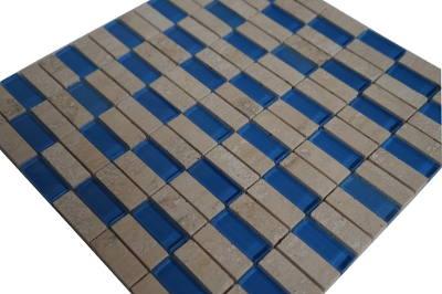 Glasmozaiek tegels voor badkamer keuken en toilet
