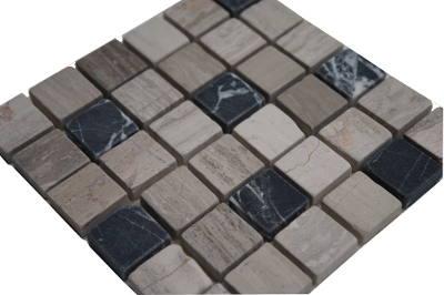 Natuursteen tegels voor badkamer en keuken
