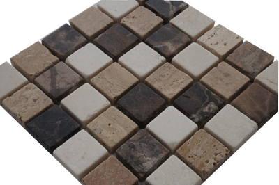 Travertin natuursteen tegels voor vloer en wand