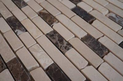 Mozaiek badkamertegels en keukentegels