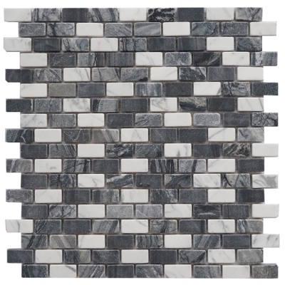 Keukentegels van mozaiek voor wand en vloer