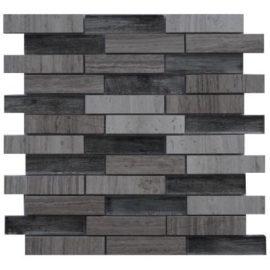 Grote mozaiek tegels voor douche