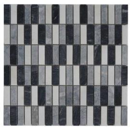 Bianco Carrara mozaiek vloertegels en wandtegels