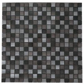 Mozaiek tegels aluminium 30x30cm M800-30 Topmozaiek24