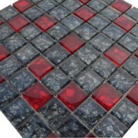 Mozaiek tegel glas 30x30cm M225-30 Topmozaiek24