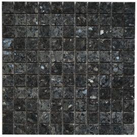Mozaiek tegels graniet 30x30cm Blue Pearl Topmozaiek24