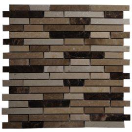 Mozaiek tegels marmer 30x30cm M019 Topmozaiek24