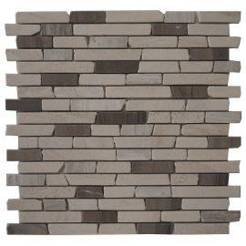 Mozaiek tegels marmer 30x30cm M032 Topmozaiek24