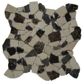 Mozaiek tegels marmer 30x30cm M480-30 Topmozaiek24