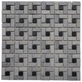 Mozaiek tegels marmer 30x30cm M512-30 Topmozaiek24