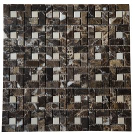 Mozaiek tegels marmer 30x30cm M518-30 Topmozaiek24