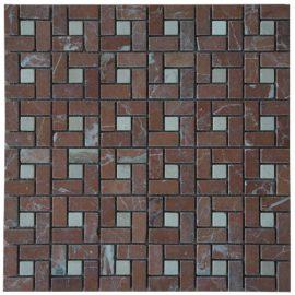 Mozaiek tegels marmer 30x30cm M524-30 Topmozaiek24