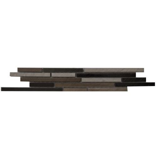 Tegelstrips Badkamer: Mozaiek Tegelstrip Van Aluminium Voor Keuken, Toilet En