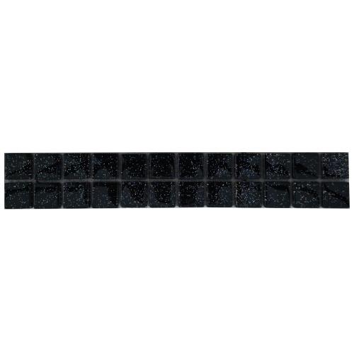 Mozaiek Tegelstrip Met Glittereffect: Exclusief Bij