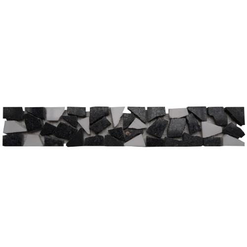 Tegelstrips Badkamer: Mozaiek Tegelstrips Van Graniet: Laagste Prijzen Bij