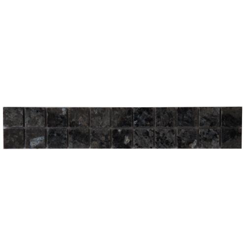 Tegelstrips Badkamer: Mozaiek Tegelstrips Van Blue Pearl Graniet Al Vanaf €1,79