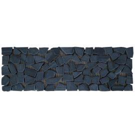 Mozaiek tegelstrip marmer 10x30cm B527 Topmozaiek24