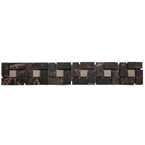 Tegelstrips Badkamer: Mozaiek Tegelstrips Van Marmer: Laagste Prijzen Bij
