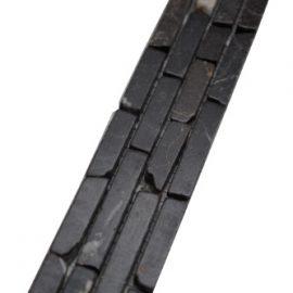 Mozaiek tegelstrip marmer 5x30cm B620(2) Topmozaiek24
