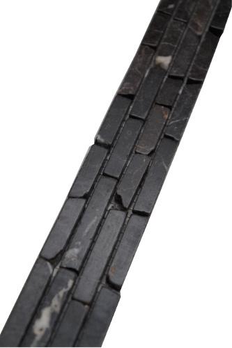 Mozaiek tegelstrip marmer 5x30cm B620 Topmozaiek24