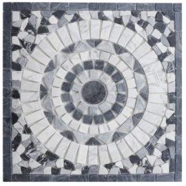 Mozaiek tegels keuken en badkamer