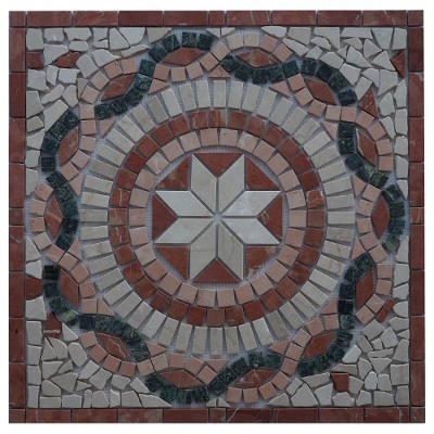 Marmer tegels voor vloer en wand