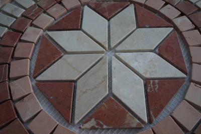 Mozaiek tegels voor vloer en wand