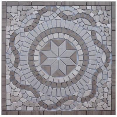 Marmer natuursteen tegels in grijs