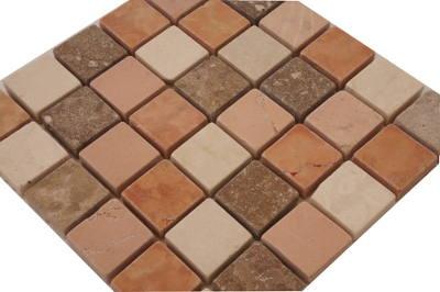 Vloertegels van Travertin marmer voor keuken en badkamer