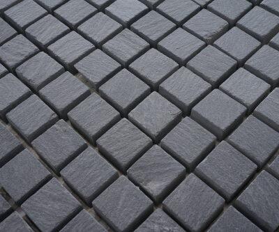 Mozaiek tegels leisteen 30x30cm M046 Topmozaiek24