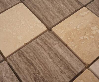 Mozaiek tegel marmer 30x30cm M043(3) Topmozaiek24
